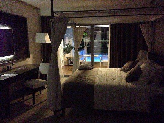 Princess Andriana Resort & Spa : Svit with private pool