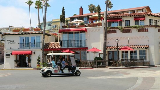 Ristorante Villa Portofino : drive your cart to this ristorante