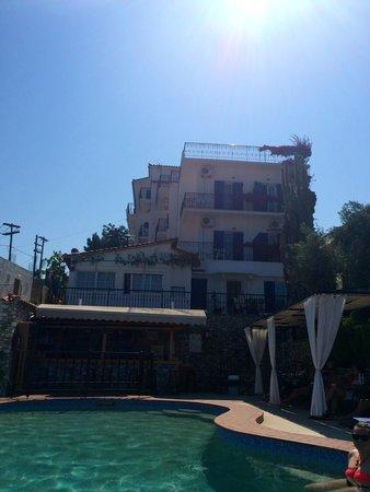 Hotel Nina Megali Ammos: Lovely Hotel