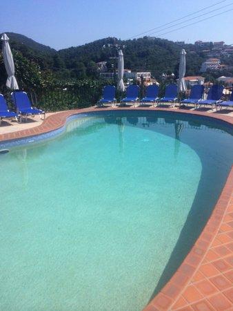 Hotel Nina Megali Ammos: Fantastic surroundings