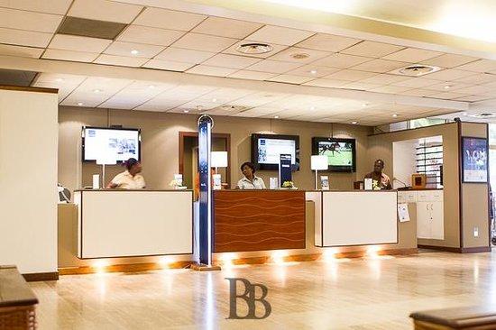 Novotel Accra City Centre : Reception