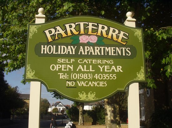 Parterre Holiday Apartments: Welcome to Parterre