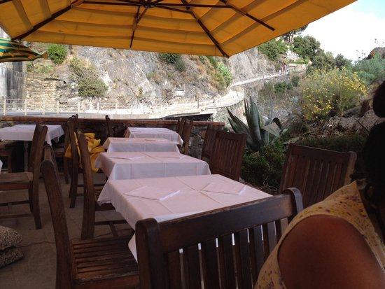 Il Casello : view from the restaurant