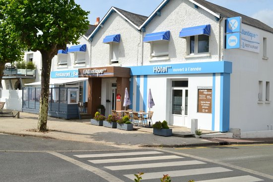 hotel restaurant l atlantique jean de monts vendee reviews photos price