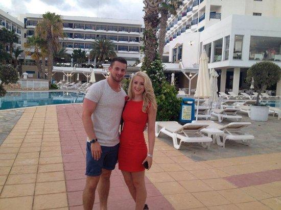 Ascos Coral Beach Hotel: Last day, fantastic stay!
