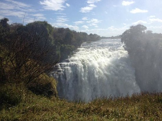 Gorges and Little Gorges Lodge: Easy day trip to Victoria Falls