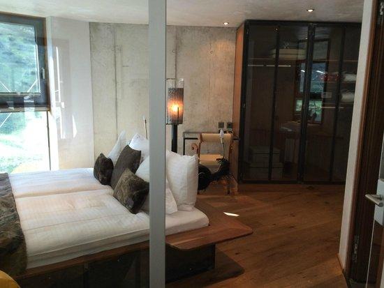 Hotel Matterhorn Focus : bedroom