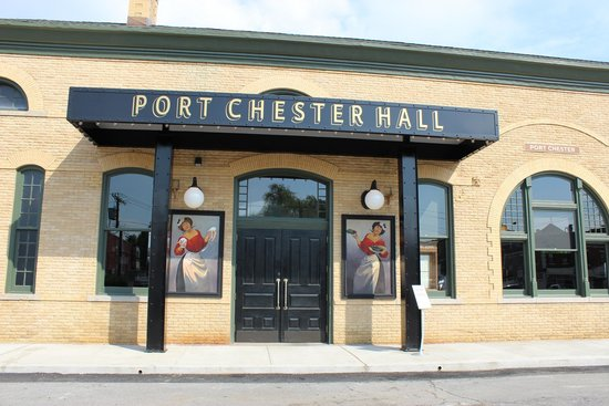 The Port Chester Hall And Beer Garden Restaurant Reviews