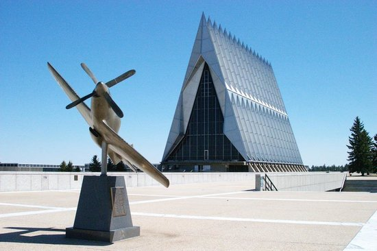 United States Air Force Academy: The chapel