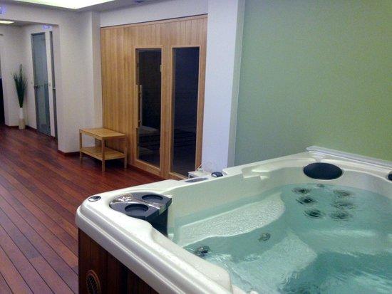 Long View Resort & Spa: spa