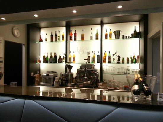 HOTEL D'ORLEANS : bar