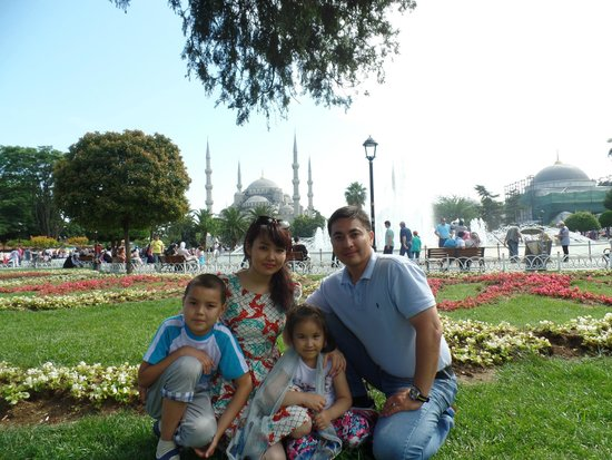 Sultan Suffa Hotel: Sultanahmet Mosque