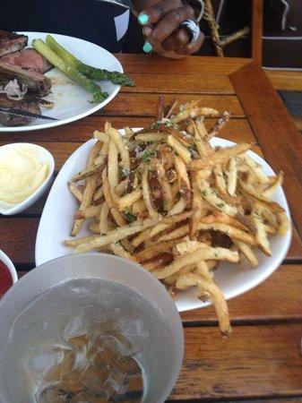 Steak 954 : Truffle Fries