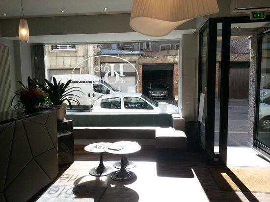 HOTEL D'ORLEANS : Lobby