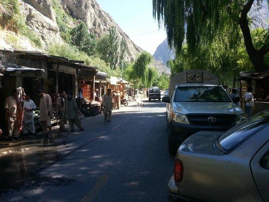 Gilgit-Baltistan, Pakistan: market