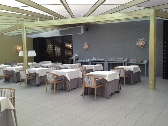 Hotel Sir Anthony: Windsor restaurant