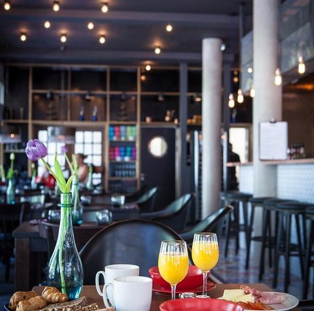 Pointe Isabelle Hotel : The new restaurant