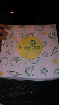 Lemon Tree Premier: To box.