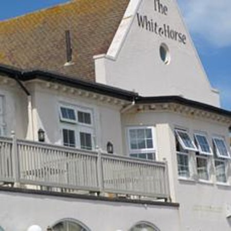 White Horse Hotel: And this one confirms it!