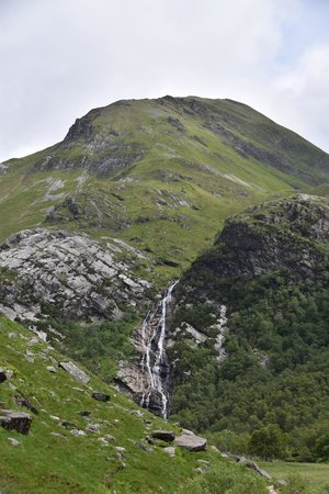 Inverness  Day Tours: waterfall