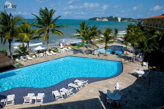 Natal Dunnas Hotel: piscina