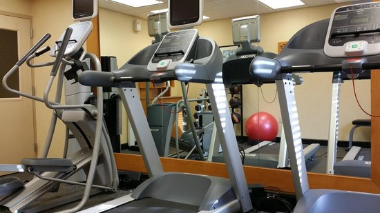 Homewood Suites Tallahassee: Fitness Room