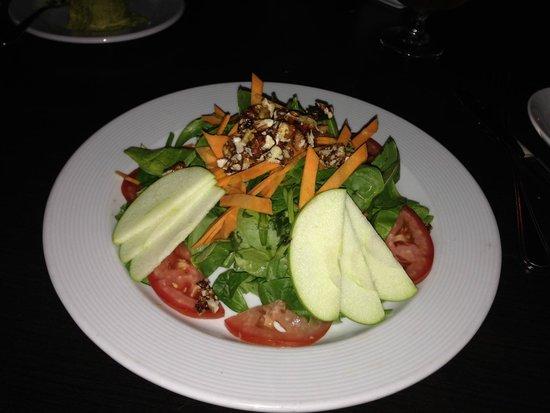 De Santos: Spinach salad