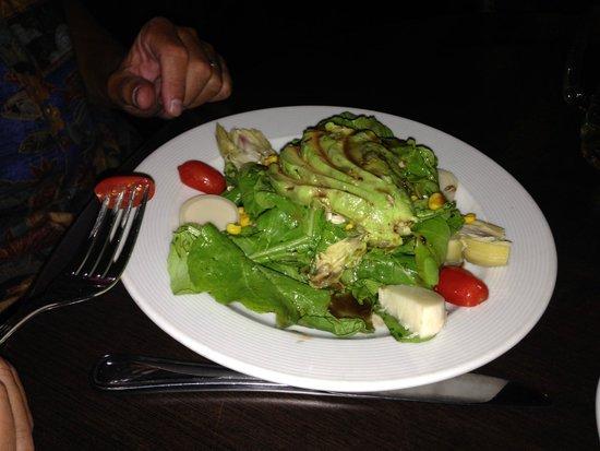 De Santos: Arugula salad