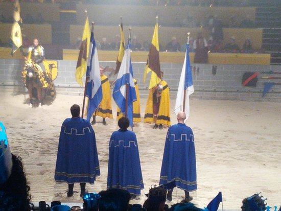 Medieval Times Dinner & Tournament: Show