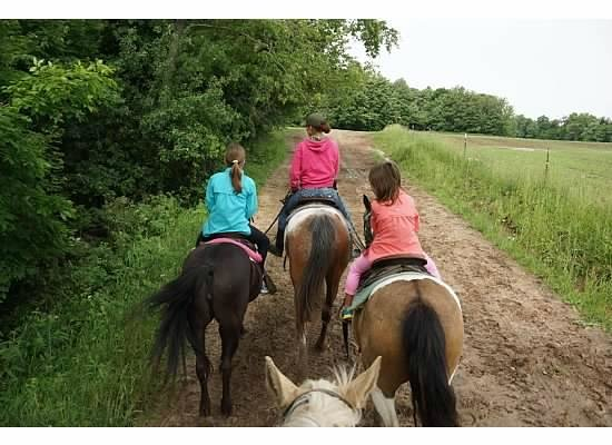 Rainbow Ranch: Trail Ride