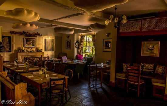 The Notley Arms Inn: Notley Arms - Dining Room