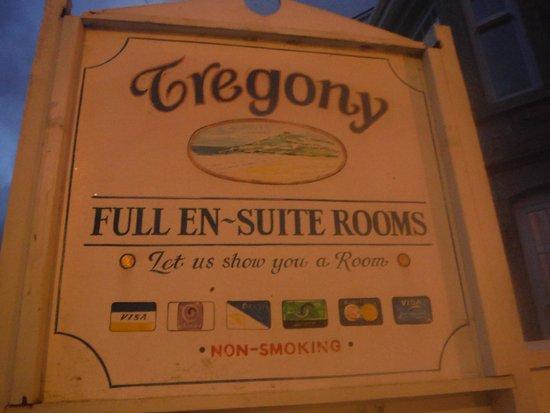 Tregony Guest House: En-suite rooms