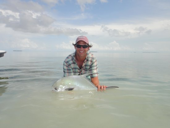 AWS Charters, Key West Flats Fishing : More Permit