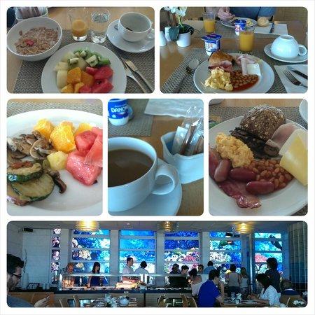 SANA Sesimbra Hotel : Breakfast buffet