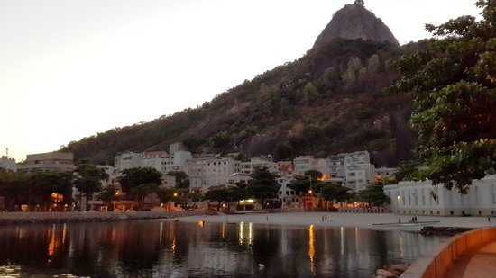 Urca: Early morning