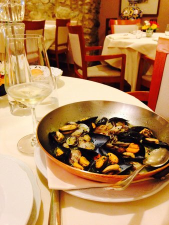 La Campagnola: Mussels and clams out of this world