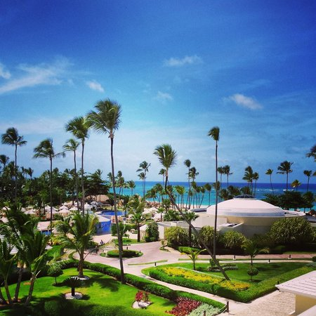 Iberostar Grand Hotel Bavaro: View from the balcony