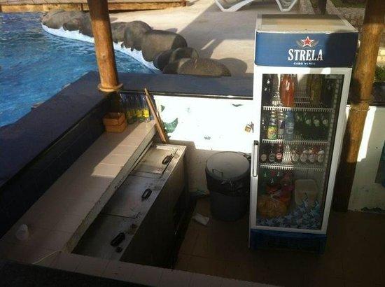 Hotel Oasis Belorizonte : The poolbar