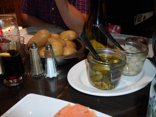 Le Chalet Savoyard : Raclette