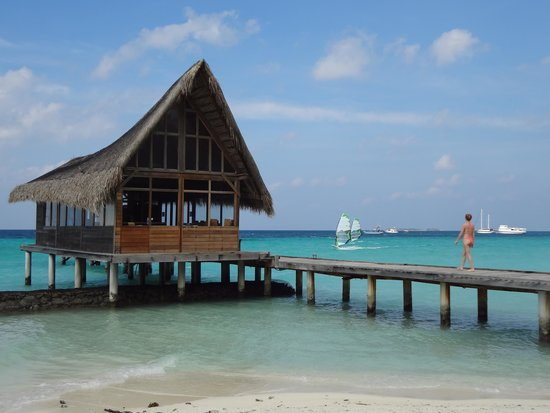 Kuramathi Island Resort: et club de plongée qui donne envie