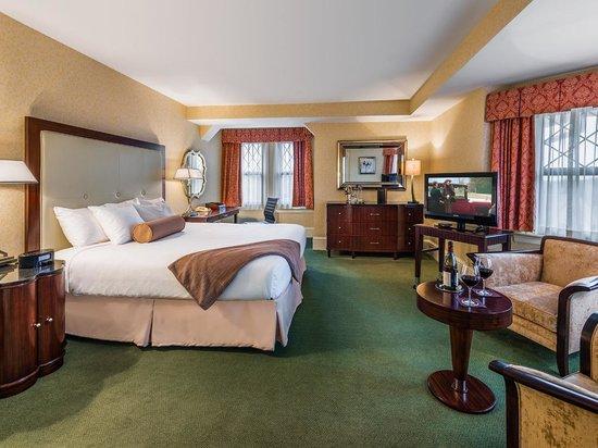 Wayne Hotel: King Superior Guest Room