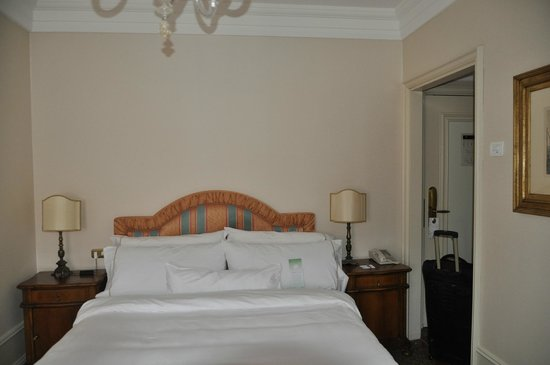 The Westin Europa & Regina, Venice: pleasant room; bed a little soft