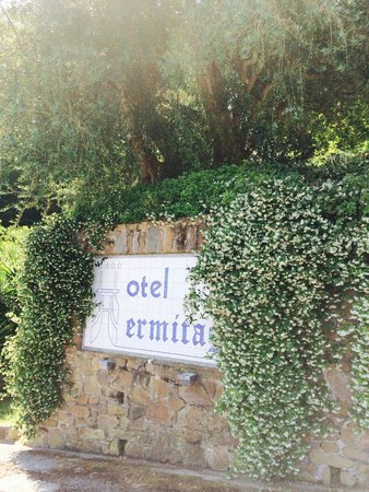 Hotel Hermitage Castellabate: Hotel HERMITAGE