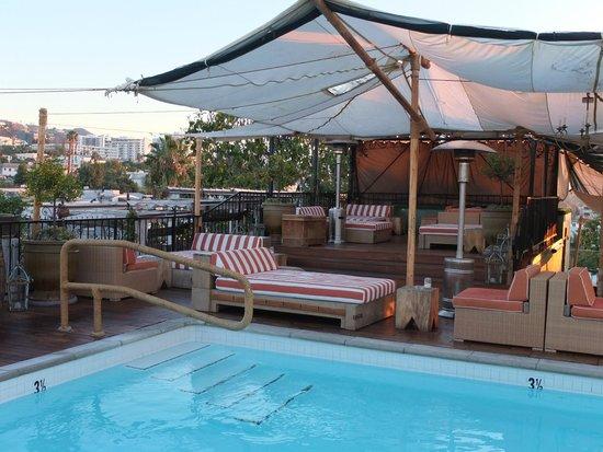 Petit Ermitage: pool
