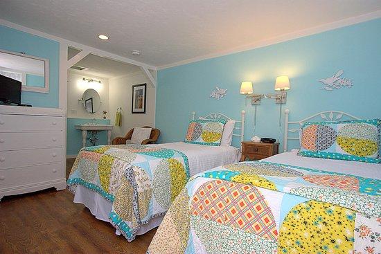 Long Dell Inn : Room 5 - Seabird