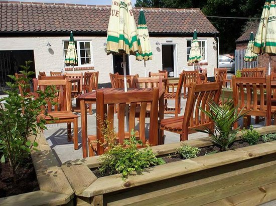 The Gillygate: Beer Garden