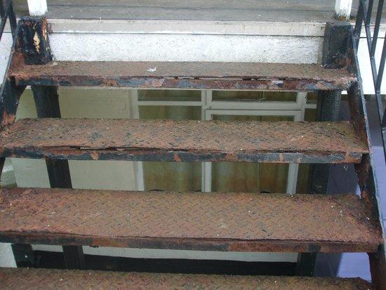 Butlin's Bognor Regis Resort: Stairs of doom 2