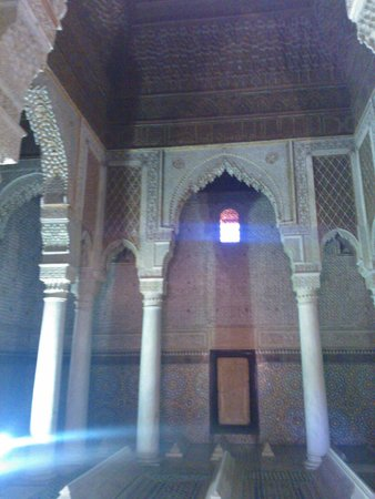 Riad Khabia : Moroccan decor throughout