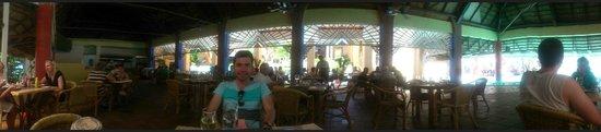 Melia Las Americas: Restaurante Barbacoa