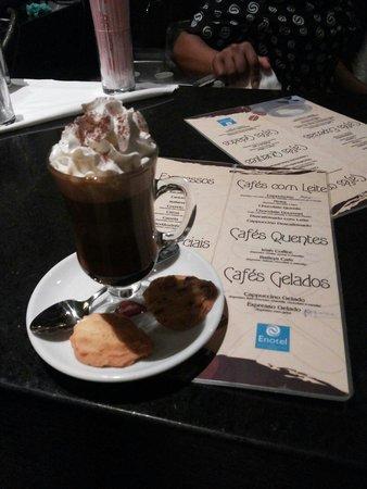 Enotel Acqua Club - Porto de Galinhas: Mais um super café preparado pela Neide.Espero escontra-lá por lá em 2015.